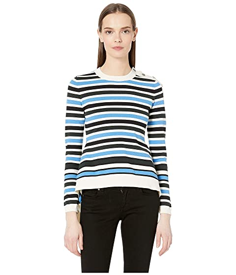 Sonia Rykiel Blue Rykiel Stripes Sweater
