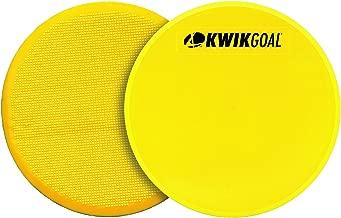 Kwik Goal Flat Round Marker (Pack of 10)