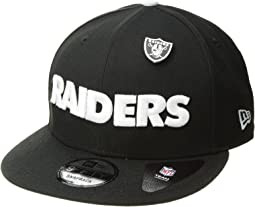 Oakland Raiders Pinned Snap