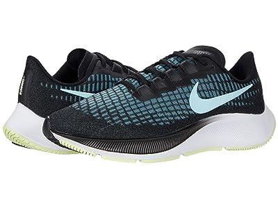 Nike Air Zoom Pegasus 37 (Black/Glacier Ice/Barely Volt/White) Women