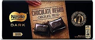 Nestlé Extrafino Tableta de Chocolate Negro - Paquete de 28 x 125 gr - Total: 3.5 kg