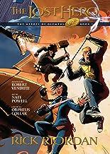 Heroes of Olympus, Book One The Lost Hero: The Graphic Novel (Heroes of Olympus, Book One) (The Heroes of Olympus, 1)