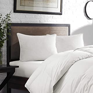 DOWNLITE Hotel & Resort 50-50 Down & Feather Blend Pillow (Standard)