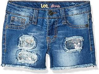 LEE Girls' Scalloped Short