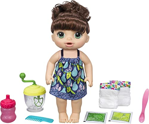 Alive Sweet Spoonfuls Bcourirette   Girl Doll
