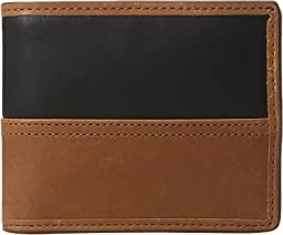 RFID Tate Large Coin Pocket Bifold
