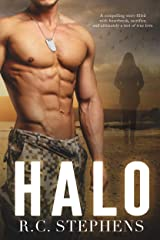 HALO: A Military Romance Novel Kindle Edition
