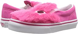 (Party Fur) Magenta/True White
