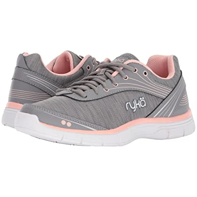 Ryka Destiny (Frost Grey/Yucca Mint/Chrome Silver) Women