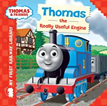 Thomas & Friends: My First Railway Library: Thomas the Really Useful Engine