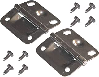 Coleman Cooler Stainless Steel Hinges and Screws