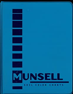 Munsell Soil Color Charts (Year 2000 Revised Washable Edition)