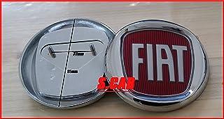 Amazon.es: Fiat - Emblemas / Embellecedores y accesorios ...