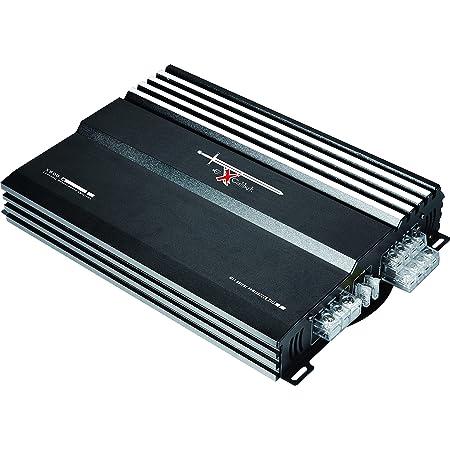 Excalibur X500.4 Mosfet - Amplificador (4 Canales, 2000 W)
