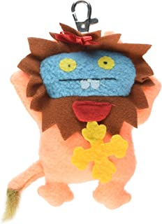 """Ugly Dolls Wizard of Oz 5"""" Plush Clip-On: Babo as Coward Lion"""