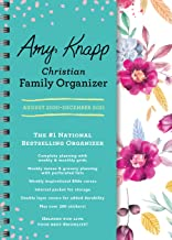 2021 Amy Knapp's Christian Family Organizer: August 2020-December 2021