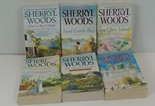 Author Sherryl Woods Six Book Collector's Bundle Includes: Home at Rose Cottage - Home in Carolina - Seaview Inn - The Summer Garden - Sea Glass Island - Sand Castle Bay