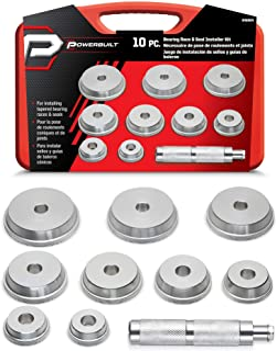Powerbuilt 10 peças Kit de instalação de rolamento e corrida - 948004
