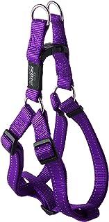 Rogz Utility Step-in Dog Harness, Purple, XL