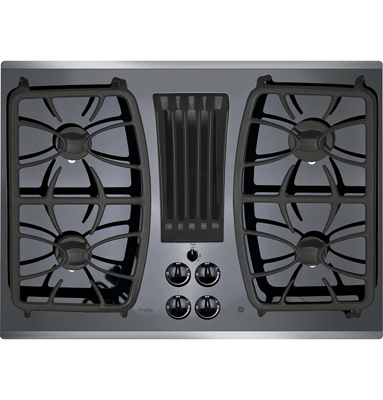 GE PGP9830SJSS cooktop