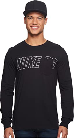 SB Pocket Long Sleeve T-Shirt