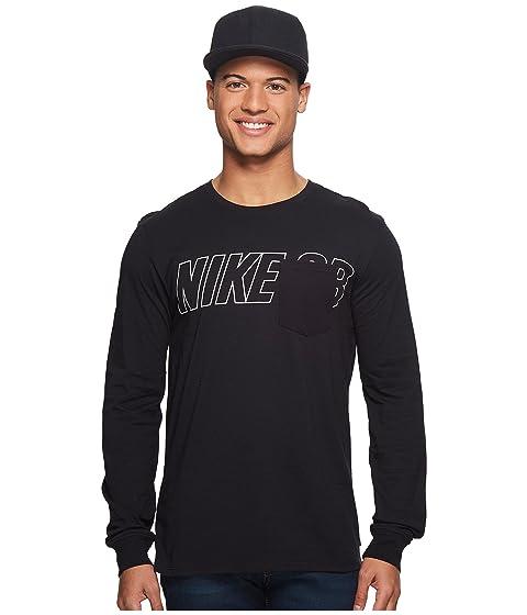 SB Pocket SB Long Nike Sleeve Shirt T vwxnvB