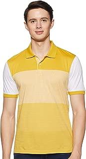 Allen Solly Men's Plain Regular fit T-Shirt