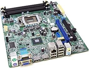 WR7PY Genuine OEM Small Form Factor SFF Dell Optiplex 7010 Motherboard LA0601 Socket LGA115 Main System Logic Board DDR3 SDRAM 4 Memory Module Ethernet RJ-45 Display Port USB 2.0 GXM1W 51FJ8 K81W4