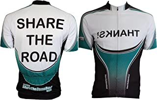 Share the Road Cycling Jersey
