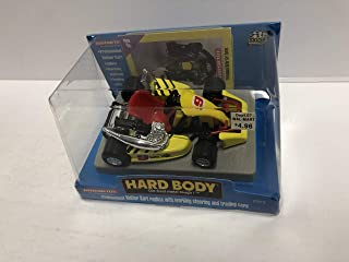 Tootsie Toy Professional SHIFTER KART Replica Hard Body Series with Trading card