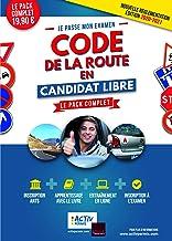 Livres Code de la route 2020-2021 en candidat libre - apprentissage, entrainement, inscription PDF