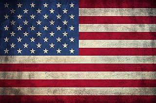 Amazon Com American Flag Wall Art