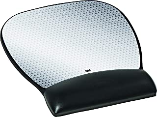 3M Mw310Le Precise Mouse Pad With Gel Wrist Rest And Battery Saving Design