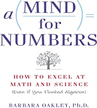 Best a mind for numbers audiobook Reviews