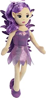 Aurora World Fairy Doll Lilac Plush