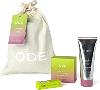 ODE natural beauty - Bohemian Rose Hydrating Gift Set