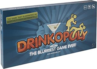 monopoly board drinking game