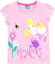 Ben & Holly Girls' Ben and Holly's Little Kingdom T-Shirt