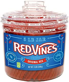 Red Vines レッドバインズ リコリッシュ 2268g [並行輸入品]
