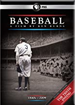 Baseball: A Film by Ken Burns 2010 Includes The Tenth Inning