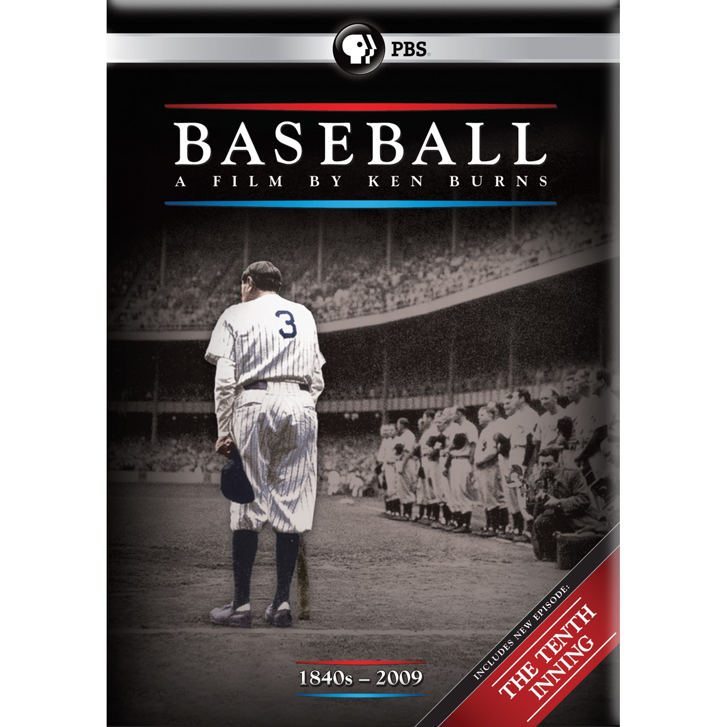 Baseball: A Film by Award-winning store Ken Burns 67% OFF of fixed price Includes Inning The Tenth 2010