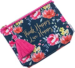 Mary Square Think Live Happy Carryall, Aspen Floral