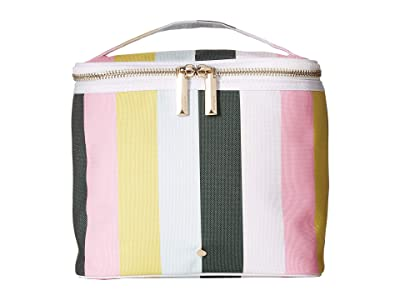 Kate Spade New York Lunch Tote (Brand Stripe) Bags