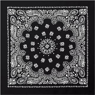 long black bandana