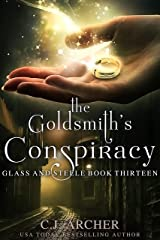 The Goldsmith's Conspiracy (Glass and Steele Book 13) Kindle Edition