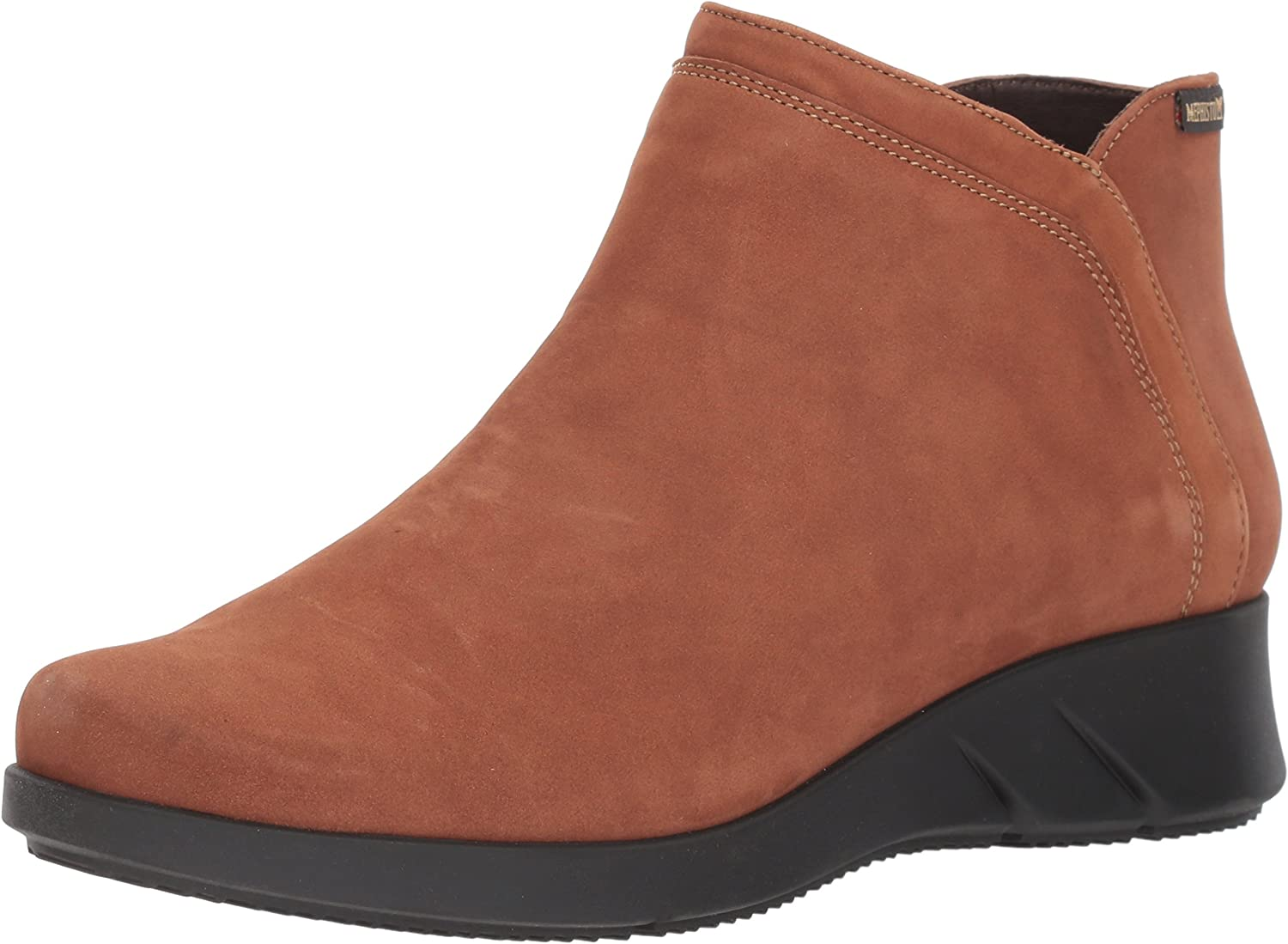 Mephisto Womens Margaux Ankle Bootie