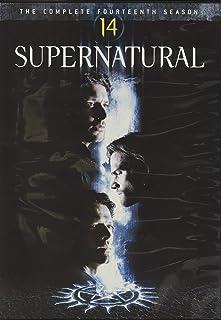 Supernatural: The Complete Fourteenth Season (DVD)