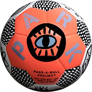 Park Soccer Balls - Each Soccer Ball Purchase Benefits Kids in Need Making a Global Impact - Adult and Youth Soccer Ball