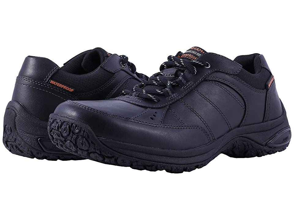 Dunham Lexington Mudguard Oxford Waterproof (Black) Men