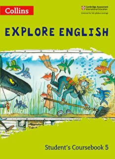 Explore English Student's Coursebook: Stage 5